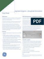 P5370JD - FASTlab FDG Phosphate Cassette (10 Pack)