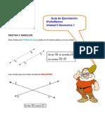 Guia Matematica Rectas y Angulos Noviembre