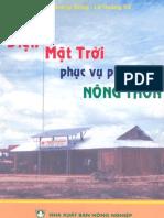 Điện Mặt Trời Phục Vụ Phát Triển Nông Thôn - Trịnh Quang Dũng, 120 Trang