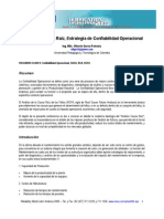 Analisis Causa Raiz, Estrategia de Confiabilidad Operacional