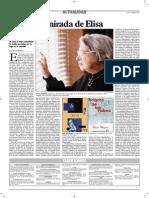 Elisa Mújica, novelista colombiana