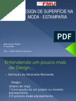 1 Aula - Design de Superfície PDF