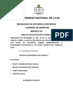 Informe Final Proyecto de Investigacion Modulo Vii