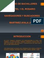 PRESENTACION DE NAVEGADORES Y BUSCADORES WEB