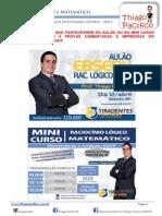 Ebserh (Sergipe) - Prova 02 - Comentada (1)