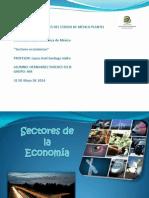 Sectores Economicos Por Felix