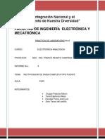 Lab. 4 Final Rectificador de Onda Completa Tipo Puente
