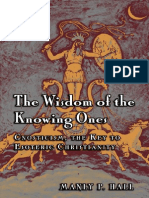 Manly P Hall - Wisdom of the Knowing Ones [1 eBook - PDF]