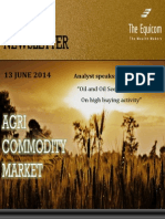 Agri-Market-Analysis-By-Theequicom-For-Today-13-June-2014