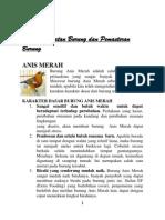 Cara Perawatan Burung Dan Pemasteran Burung