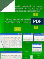 aplicatie calculator