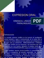 Expresion Oral