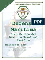 Monografia Fuerza Naval Corinto Nicaragua