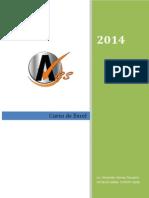 Curso de Excel Para Auxiliares Contables 2014