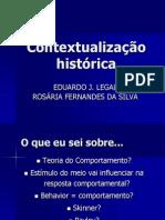 Aula 123 Contextualizacaohistorica