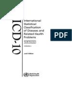 ICD10Volume2 en 2008