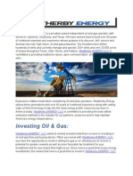 Weatherby Energy Llc