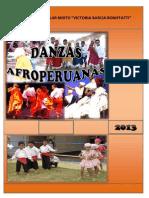 danzas afroperuanas