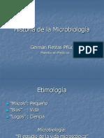 1) Historia Microbiologia