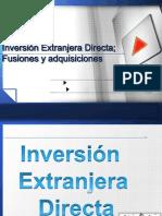 Inversiones y Fusiones