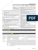 A-HealthAdvance_Application Form With Instruction