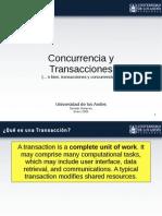 BD Clase 11 Transacciones