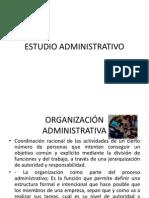 4.1 Y 4.2 Marco Juridico y Administrivo