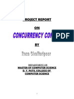 Concurrency Control Report