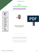 DDB_ DOS Batch File Tutorial.pdf