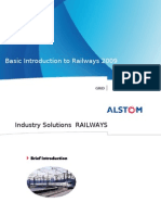 094- Basic Introduction to Railways 2009-10 Rev