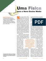 Uma Física para o Novo Ensino Médio - L.C. Menezes
