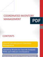 7-Coordinated Inventory Management