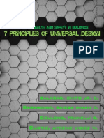 Seven Principles of Universal Design