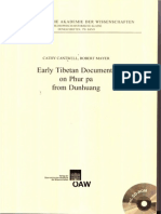 Cantwell, Mayer - Early Tibetan Documents on Phur-pa From Dunhuang (Copy)