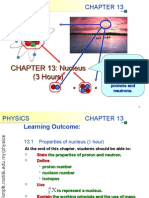 Matriculation Physics Nucleus