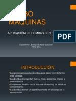 Exposicion Bombas Centrífugas
