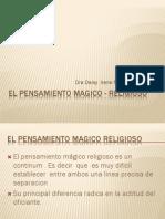 5el Ensamiento Magico Religioso1