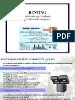 Renting Eficiencia Energética INGEMEK