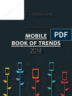 Uxpin Mobile Book of Trends 2014