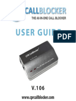 Cpr Call Blocker Manual 106