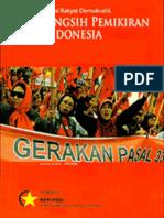 """Buku """"17 Tahun PRD"""