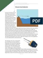 Ultrasonic Explanation