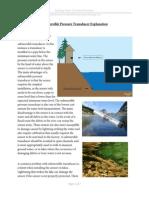 Submersible Pressure Transducer Explanation