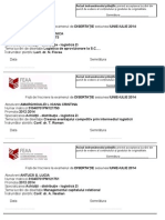 Fisa Inscriere Disertatie Iulie 2014