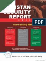 Pakistan Security Report 2013