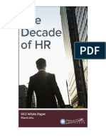 2014 the Decade of HR