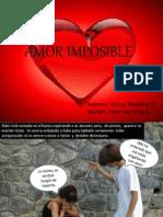 Fotonovela Amor Imposible 2 d