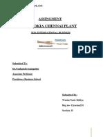 Nokia Chennai Plant- Ib