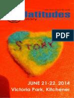 Latitudes Storytelling Festival 2014