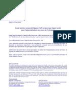20140613 - CP - Icade Santé a remporté l'appel d'offres lancé par Capio Santé